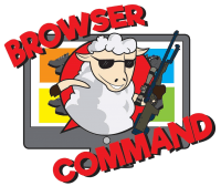 Browser Command logo